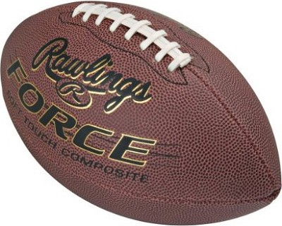 Force Composite Leather Official Size Football