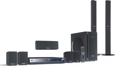 SC-BT300 - 7.1-channel Blu-ray Home Theater System