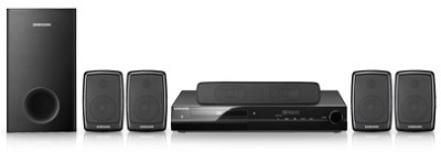 HT-Z320T - 5.1 DVD Home Theater System w/ 1080p Up-conversion