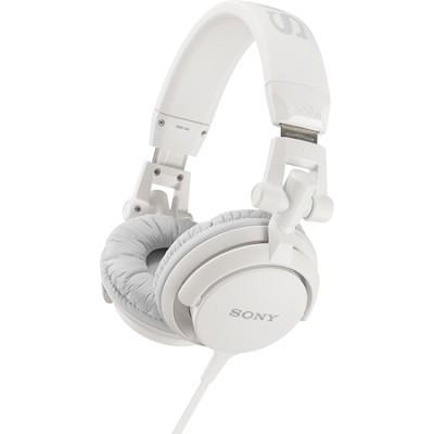 MDR-V55/WHI Headphones (White)