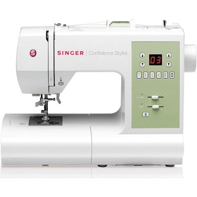 7467S Confidence Stylist Electronic Sewing Machine - OPEN BOX