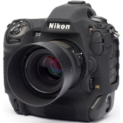 Nikon D5 Protective Silicone Case for Your DSLR EA-ECND5B Black