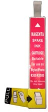 Magenta Replacement Ink Cartridge for Epson Stylus R200/R300/500/600