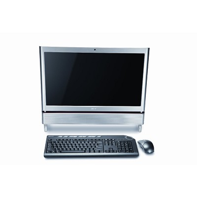 AZ5700-U2102  Intel Core i3-540 Processor All-in-One Desktop (Silver)