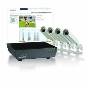AFKCV04S1 Video Surveillance System
