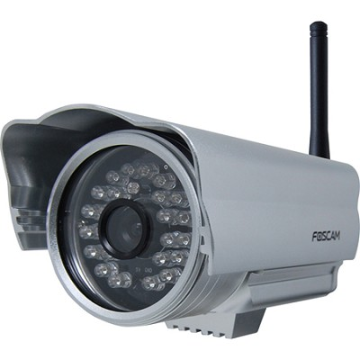 FI8904W Outdoor Wireless IP Camera