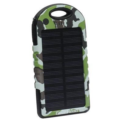 5500mAh High Cap Solar Powerbk