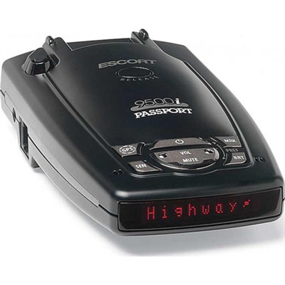 Passport 9500i Radar and Laser Detector - FACTORY REFURBISHED