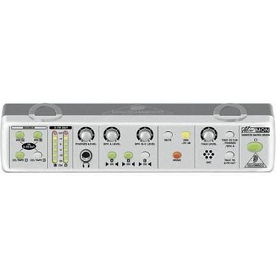 Minimon MON800 Ultra-Compact Stereo Monitor Matrix Mixer - OPEN BOX