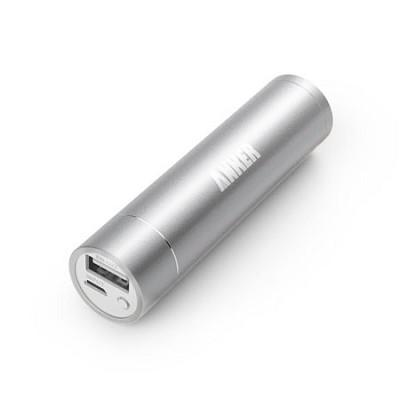 Astro Mini External Battery Output 3200mAh (PowerIQ Ports) Silver - 79AN7913S