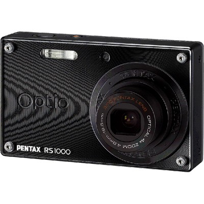 Optio RS1000 Digital Camera with 720p HD Video