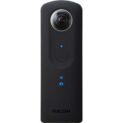 Theta S 360-Degree Spherical Digital Camera - Black - OPEN BOX