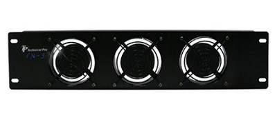 FN-3 2.5U Rack-Mountable Single Fan Cooling Unit (FN-3)