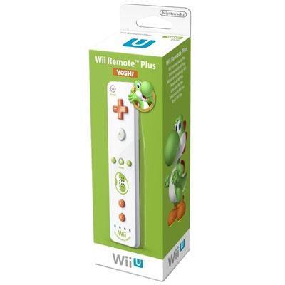 Yoshi Edition Wii Remote Plus - RVLAPNWC