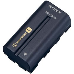 NP-F570 Lithium Ion Battery pack