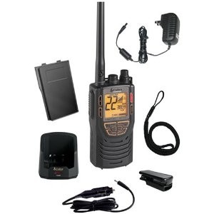 MRHH 425LI VP Marine VHF Transceiver with All Terrain Radio