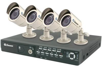 DVR4-1100 4 Camera KIT (SW244PO4)
