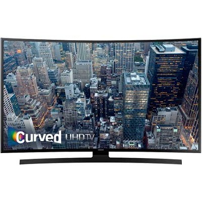 UN55JU6700 - 55-Inch Curved 4K Ultra HD Smart LED HDTV