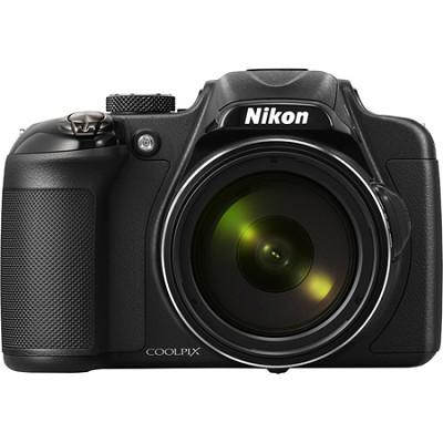 COOLPIX P600 16.1MP Digital Camera - Black