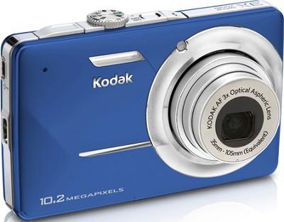 EasyShare M340 10.2 MP 2.7` LCD Digital Camera (Blue)