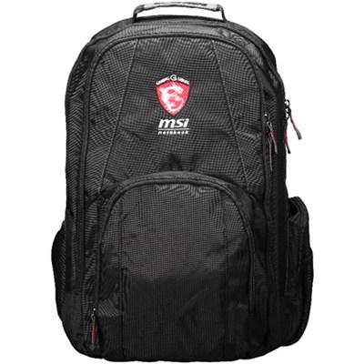 Gaming Series Standard Laptop Backpack - Black