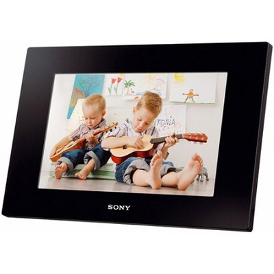 DPF-D1020 - 10 Inch WVGA LCD (16:10) Digital Photo Frame (Black)