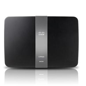 EA6300  Multimedia AC1200 Smart WiFi Wireless Router (Dual-Band 2.4 + 5GHz 802.)