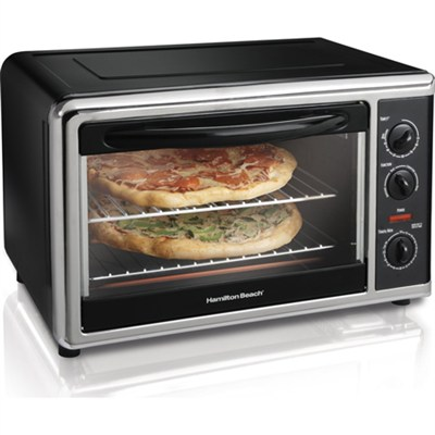 Countertop Oven with Convection and Rotisserie - Factory Refurbished