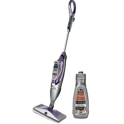 Professional Steam Pocket Stick Steam Cleaner w/ Shark Floor Cleanser