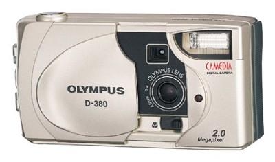 D-380 DIGITAL CAMERA