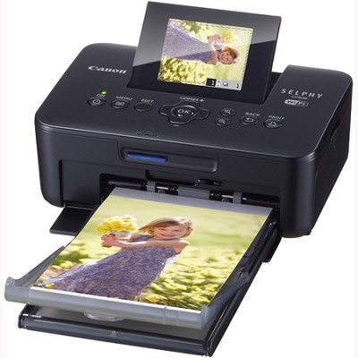 SELPHY CP900 Wireless Compact Color Photo Printer (Black) (5959B001AA)