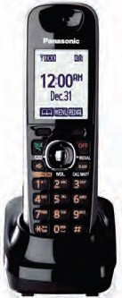 KX-TGA750B Additional Digital Cordless Handset