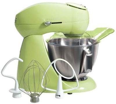 63224 All-Metal Stand Mixer  green