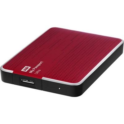 My Passport Ultra 2 TB USB 3.0Portable Hard Drive 6 Mont WD Warranty Refurbished