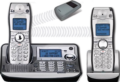 28128EE2 Dect 6.0 Series Cell Fusion Phone