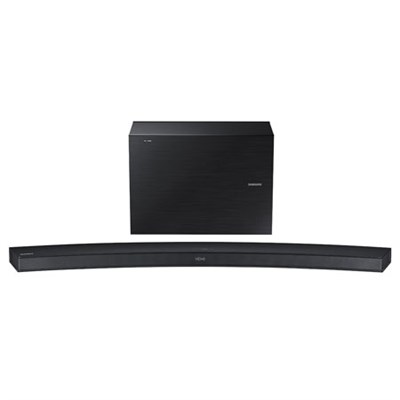 HW-J4000/ZA 2.1 Channel 300W Curved Wireless Audio Soundbar