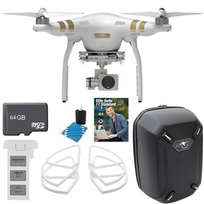 Phantom 3 Professional Quadcopter Drone w/ 4K Camera Ultimate Flying Experience