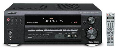 VSX-D814K 6.1 Digital A/V Receiver (Black)