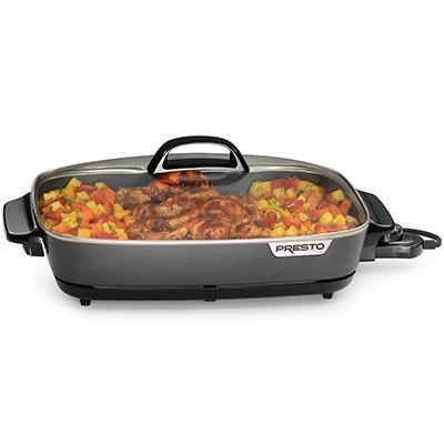 16` Electric SlimLine Skillet - 06858