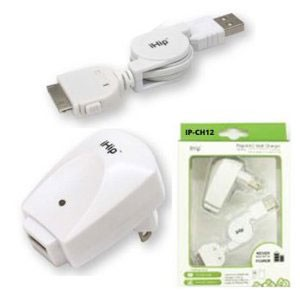 AC Charger F/iPhone, iPod & iTouch