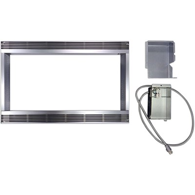 30` Built-in Trim Kit for Sharp Microwave R-551ZS - RK48S30