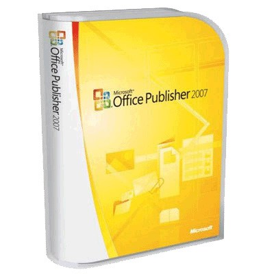 Office Publisher 2007 -  Academic Edition