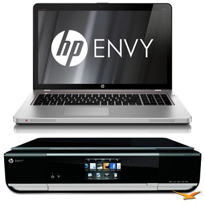 ENVY 17.3` 17-3270nr Notebook PC and Envy 114 e-All-In-One Printer