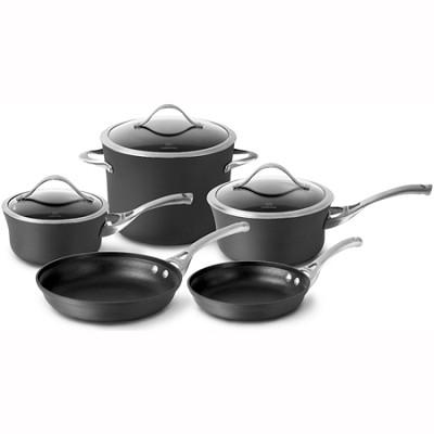 Contemporary Nonstick 8-pc. Cookware Set - JR8A