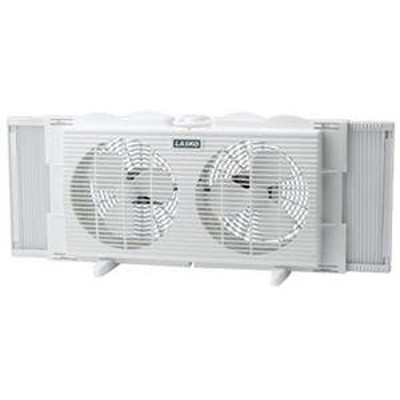 7` Twin Window Fan - 2137