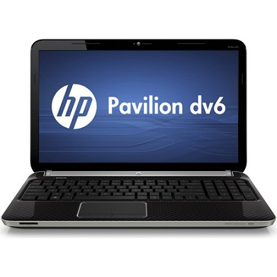 Pavilion 15.6` DV6-6C14NR Entertainment Notebook - Intel Core i5-2450M Processor