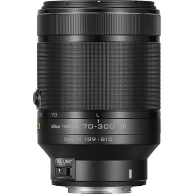 1 NIKKOR VR 70-300mm f/4.5-5.6 Lens - OPEN BOX