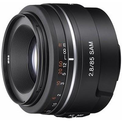 SAL85F28 - 85mm f/2.8 SAM Mid-range Telephoto Lens for Sony Alpha DSLR's