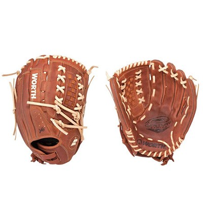 Fastpitch Softball Century Series 13-inch Softball Glove (Left-Hand Throw)