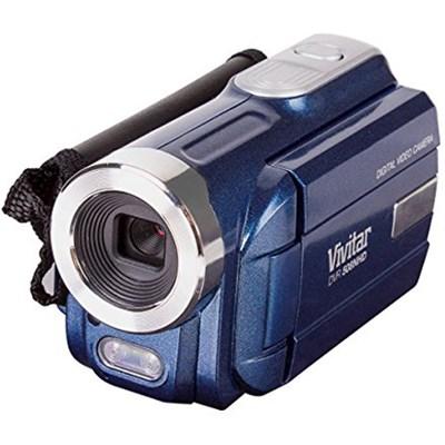 DVR-508 Camcorder 4X Digital Zoom 12MP - Blue